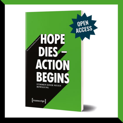 Cover Hope dies - Action begins