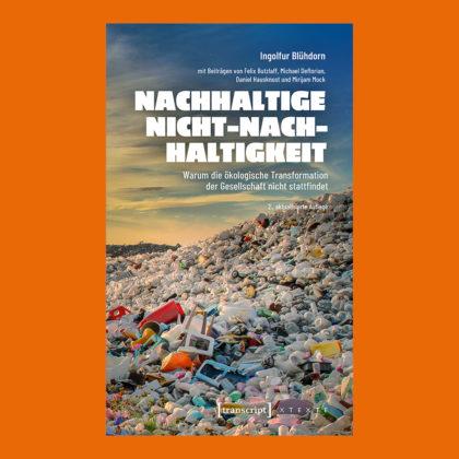 Cover Nachhaltige Nicht-Nachhaltigkeit