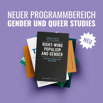 Programmbereich Gender und Queer Studies