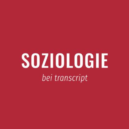 Soziologie bei transcript
