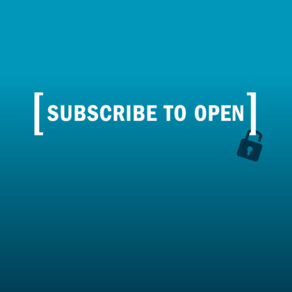 Subscribe to Open