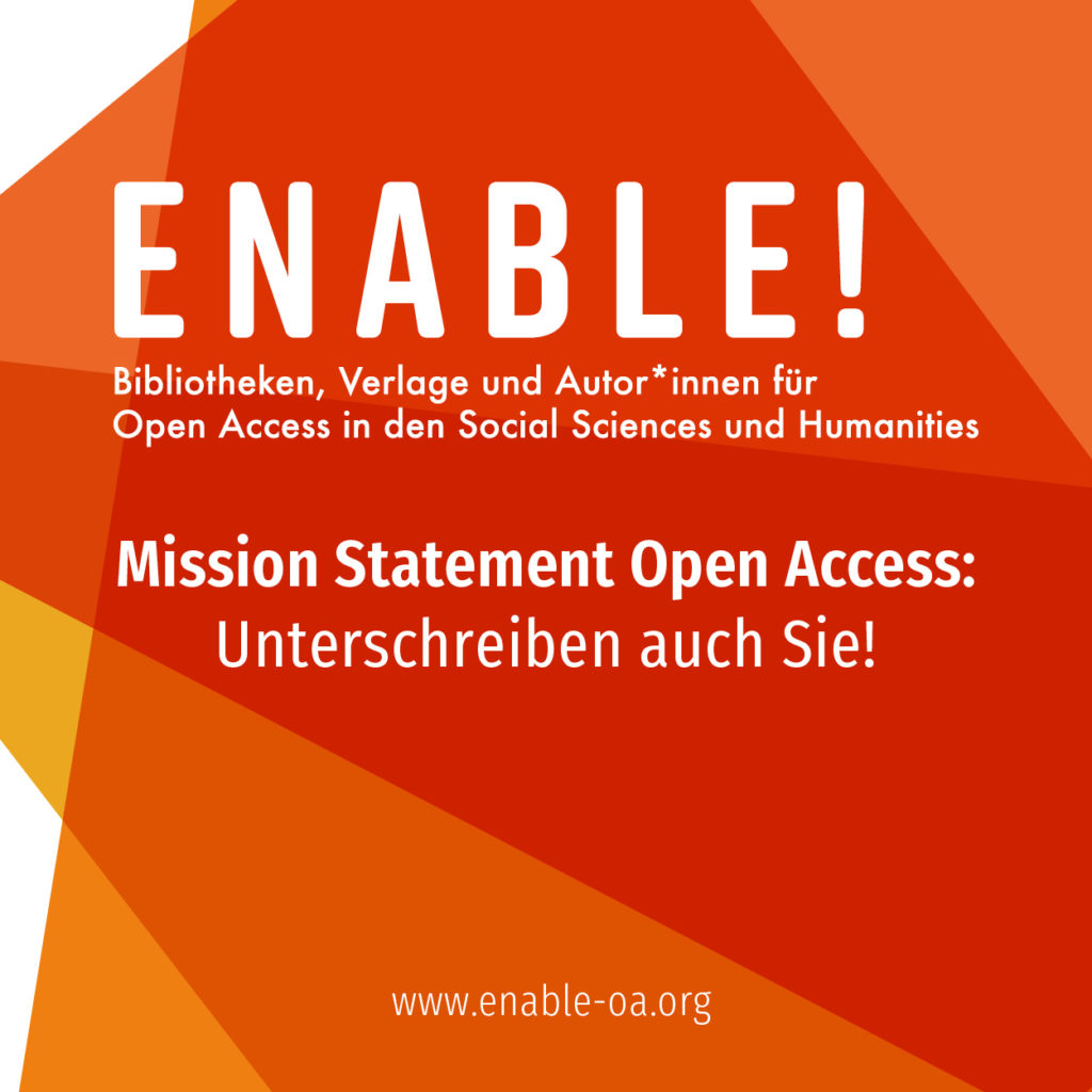 ENABLE - Mission Statement